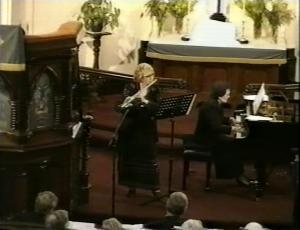 Concert in German Church (2005)